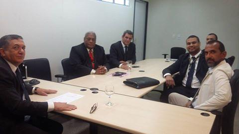 Diretoria do SAMA chegou a ser reunir para discutir a restrição dos advogados em estacionamentos dos órgãos do Poder Judiciário na capital maranhense
