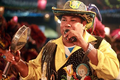 Cantador Chagas foi inocentado do crime de aliciamento.