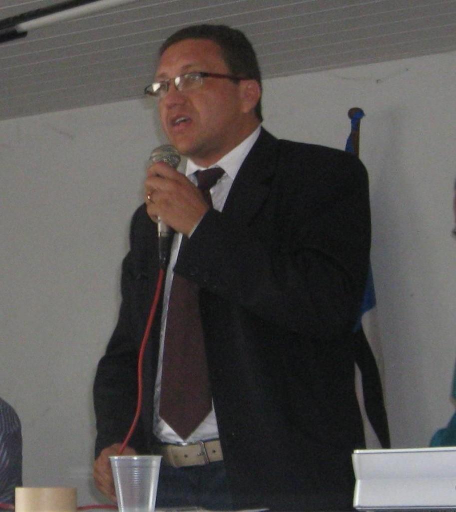 João Gabina em Rosário-MA