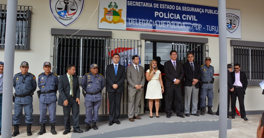Foto 1 Divulgação - Secretaria de Segurança reinaugura instalações do 7º DP