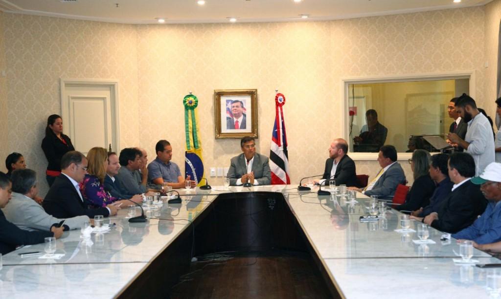 Astro de Ogum entre Marcio Jerry e Weverton Rocha, destacou em entrevista, a força política dos vereadores na disputa das eleições 2018