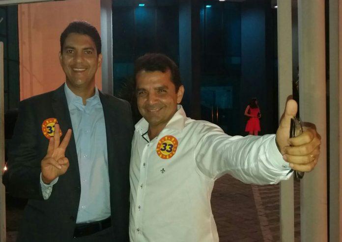 Eduardo Braide e Hilton Gonçalo (Foto: Divulgação)