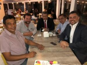 Lobato e Honorato negam crise entre PT e governo Flávio Dino