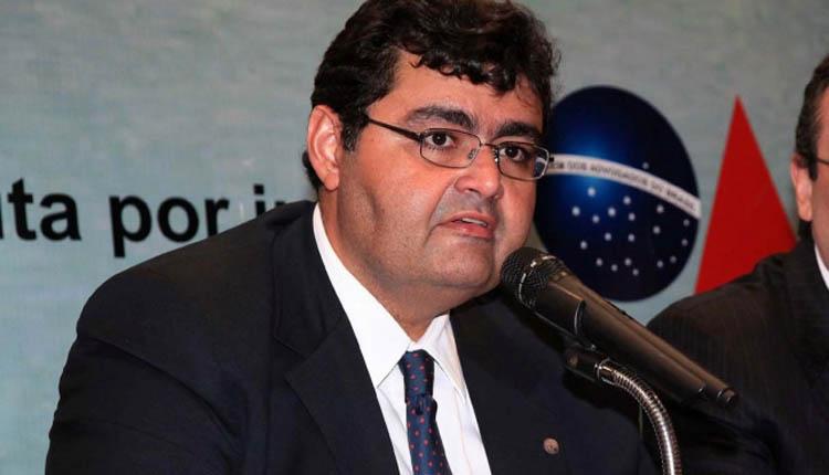 Ex-presidente da OAB/MA, Mário Macieira, seria opção para os petistas brigarem por vaga de candidato a senador na chapa de Flávio Dino (Foto: Arquivo)