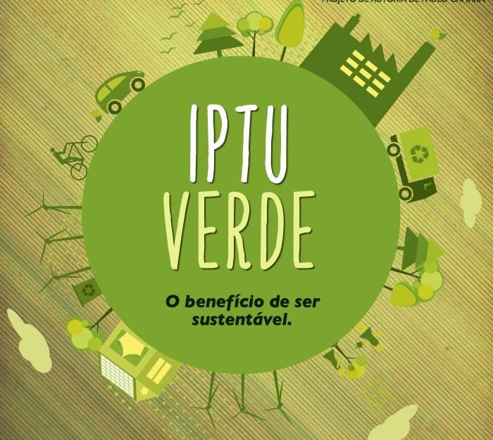 Sustentabilidade pode render descontos no IPTU de São Luís