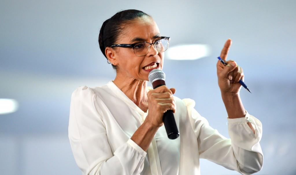 Marina venceria Ciro, Alckmin e Bolsonaro, mostra Datafolha (Foto: Elza Fiuza/Agência Brasil)