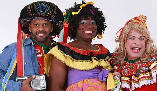 Arraial Pertinho de Você prossegue com rica diversidade cultural (Foto: Divulgação)
