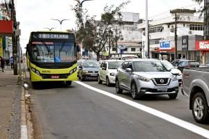 Medida deve liberar corredores fora do horário de pico em avenidas onde há maior volume de comércio (Foto: Mauricio Alexandre)