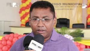 Prefeito de Matões do Norte, Domingos Costa Correa (Foto: reprodução)