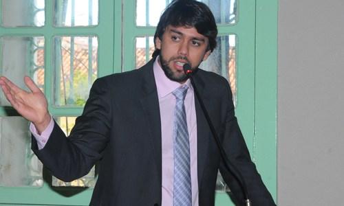 Pedro Lucas é o autor do projeto de lei que já foi aprovado na Câmara Municipal de São Luís (Pedro Lucas)