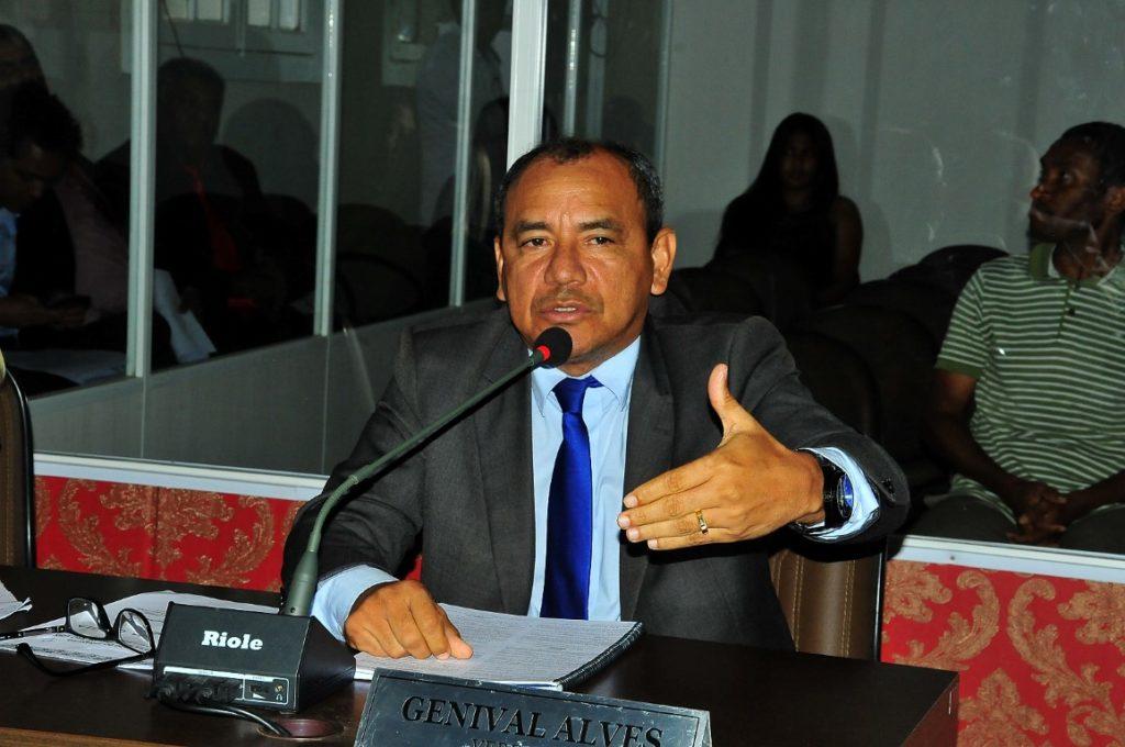Genival Alves. (Foto: Divulgação)
