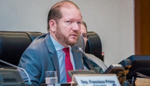 Othelino tem reeleição consolidada para a presidência (Agência Assembleia)