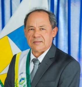 vanildo Paiva (PRB), prefeito de Davinopólis é encontrado morto — Foto: Divulgação/Prefeitura Municipal de Davinopólis