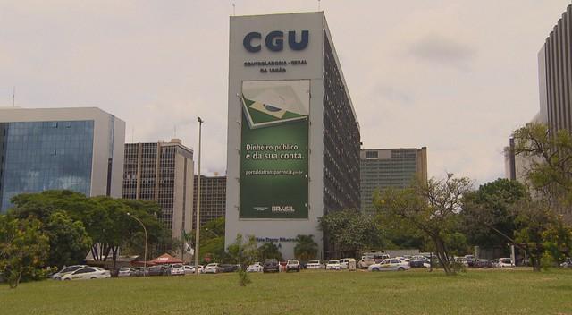 Dados foram divulgados pela CGU nesta semana — Foto: Reprodução