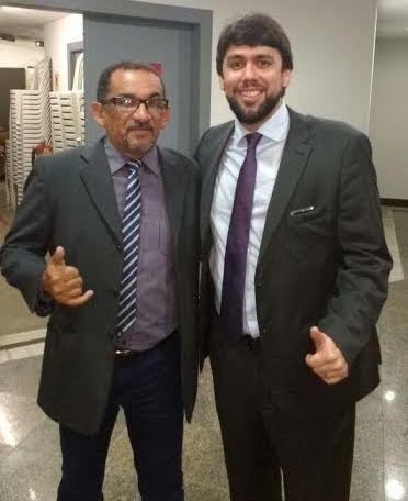 Joãozinho se efetiva no mandato de vereador após renúncia de Pedro Lucas