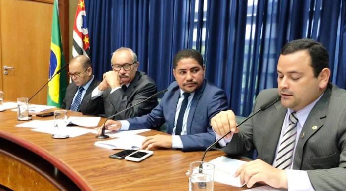 Sob a presidência de Zé Inácio, deputados foram a São Paulo ouvir dono da Cyrella